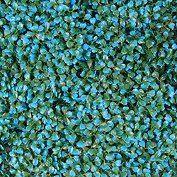 Artificial Hedge A001Blue